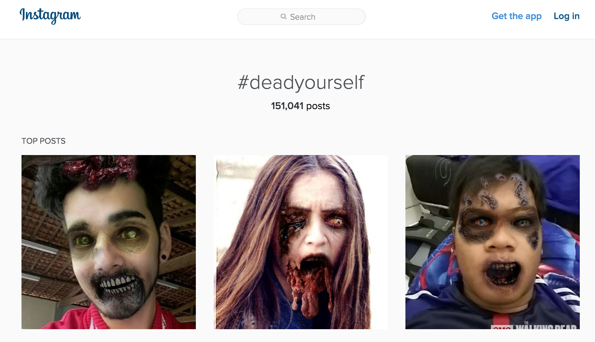 walking-deads-dead-yourself-hashtag