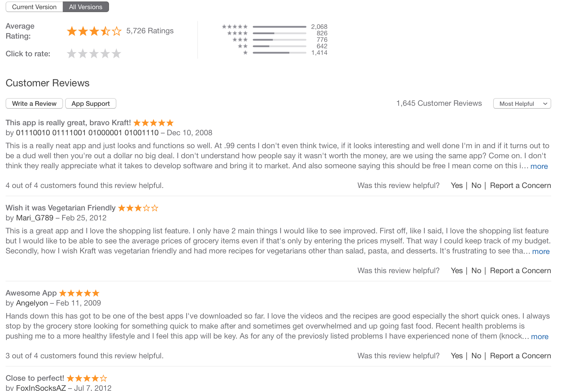 kraft-app-reviews
