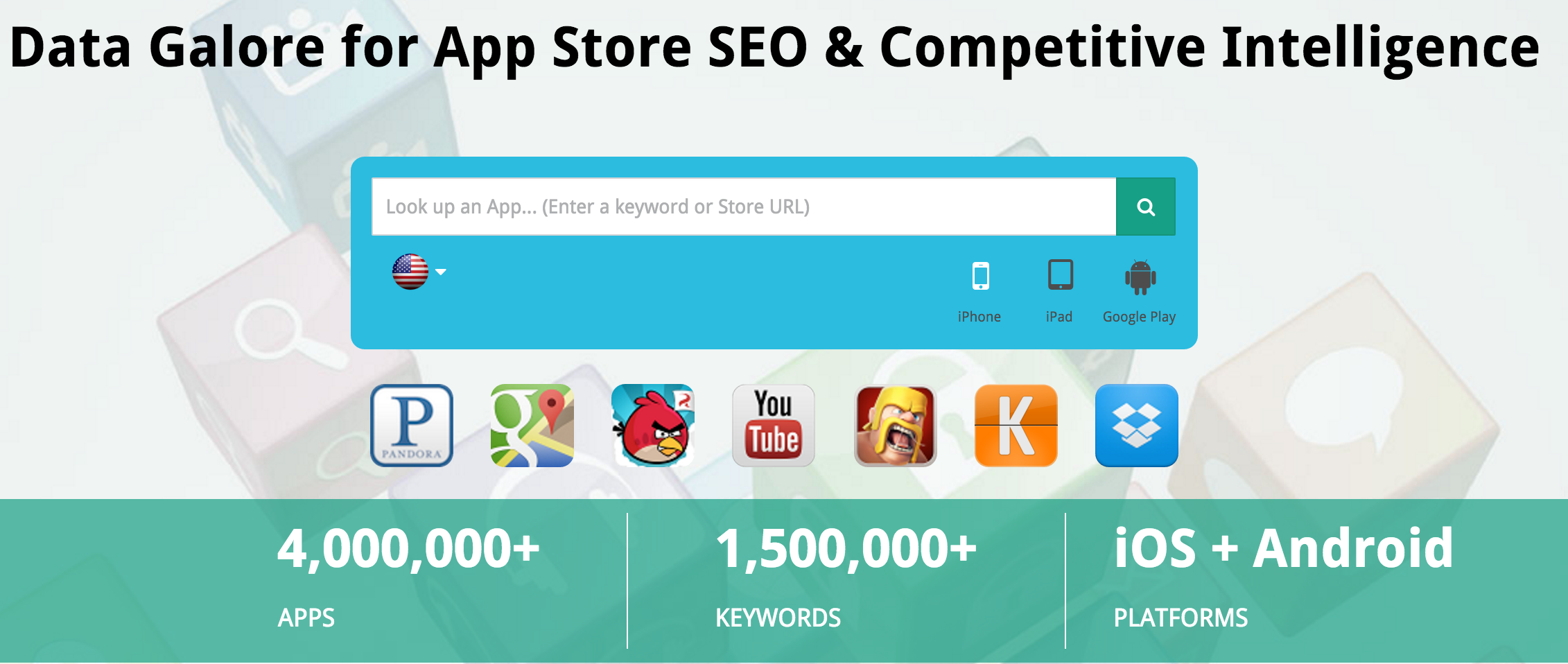 Comparing ASO Tools Accuracy & Utility   App Store Optimization ...