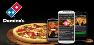 dominos google play feature graphic