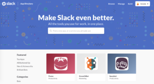 slack app integrations