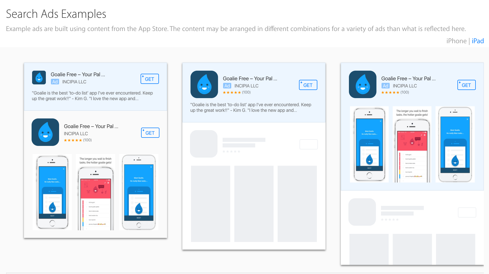 Apple App Store Search Ads Now Available