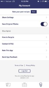 blueapron1 settings