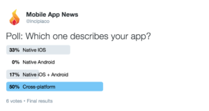 incipia twitter apps survey
