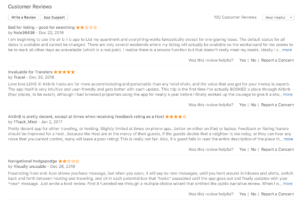 itunes connect app store review