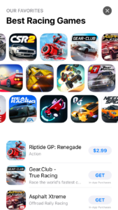 app store story our favorites best racing games