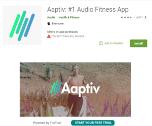aaptiv feature graphic