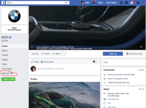 facebook ads info and ads feature web1