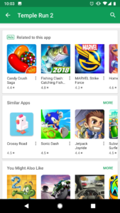 google play explore